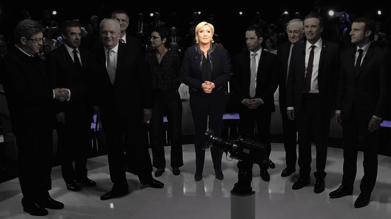 Miksi täysin erilaiset puolueet asettuvat Ranskassa yhteen rintamaan yhtä naistavastaan?