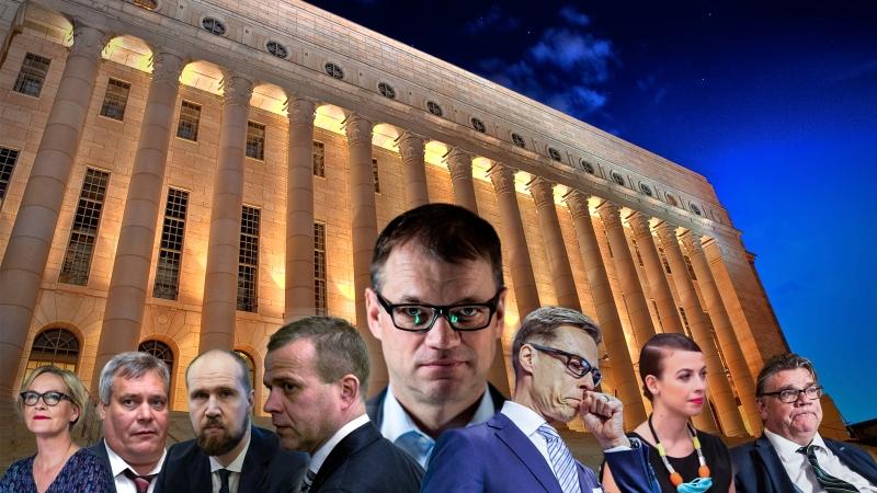 Sijoitetaan eduskuntaan yksi suljettu palautuskeskus ja katsotaan, ymmärtävätkö kansanedustajat sitten, että suomalaiset eivät ole rasistinenkansa