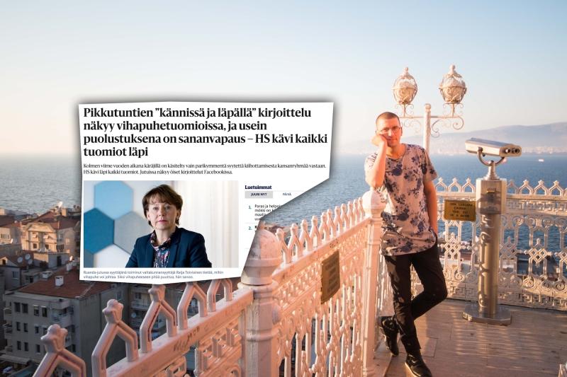 Valtakunnansyyttäjälle: Islam-kriittiset kirjoitukset eivät johda Suomessa Ruandan kansanmurhaan, vaan ehkäisevät ihmisoikeusloukkauskehitystä